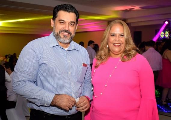 Guillermo Paredes y Mariales Boech.