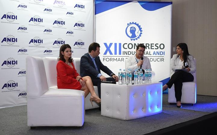 """Grupo Jaremar orgulloso patrocinador del XII Congreso Industrial """"Formar para Producir"""" de la ANDI"""