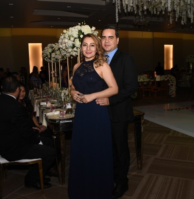 Javier y Yanira Morales