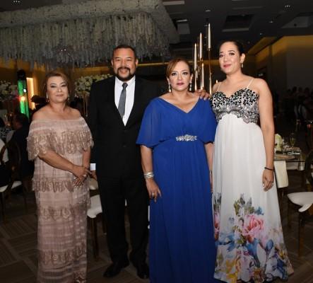 Jehany Cabrera, Judith Suazo y Johana Suazo, entre otros.