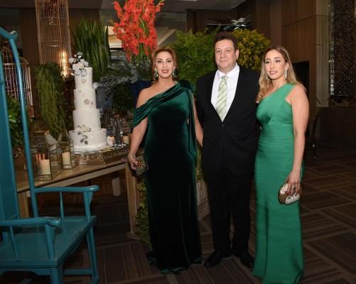 Jenny Vitanza, Jorge Vitanza y Jenny Vitanza