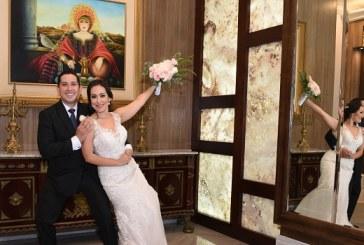 José Narciso y Sara: una boda repleta de chispa y el mejor flow…