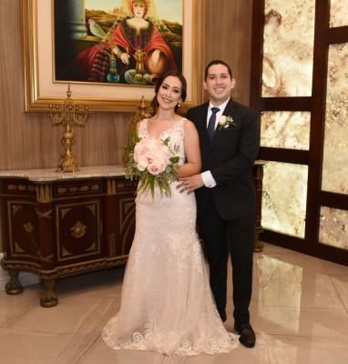 José Narciso Ávila López y Sara Elizabeth Peña Romero