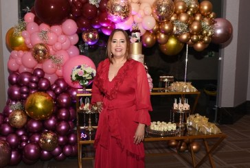 El feliz cumpleaños de Alicia Franco de Figueroa