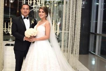 """William y Gabriela: radiantes de felicidad en su """"Sí, quiero"""""""