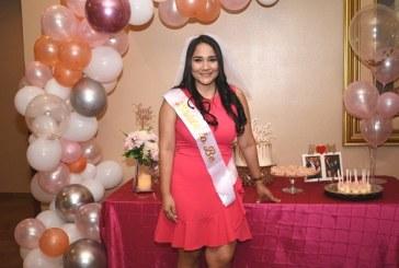 Despidiendo la soltería de Mariela Aguilar