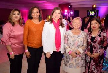 La Fiesta Rosa de BANPAIS ¡Por una noble causa!