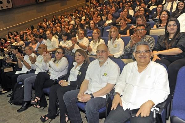 Los presidentes de los clubes rotarios del Valle de Sula también participa