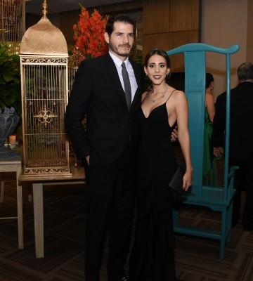 Luis y Viviana Garciadequevedo