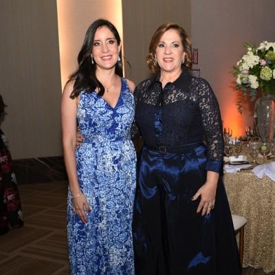 Martha Araujo y Shandy Hernández