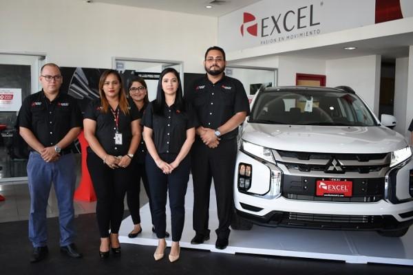 Excel realiza el lanzamiento del nuevo Mitsubishi ASX 2020