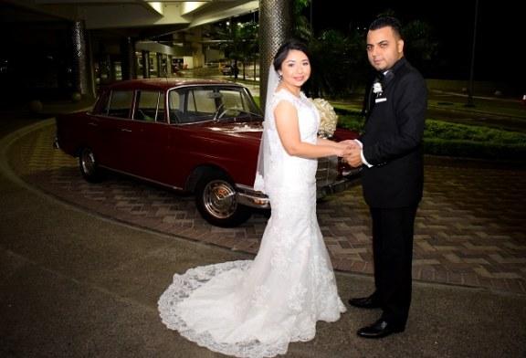 Paola y Edwin: la celebración de su gran amor