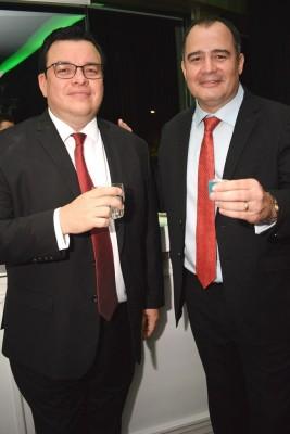 Rodolfo Crespo y Juan Carlos Guzmán.