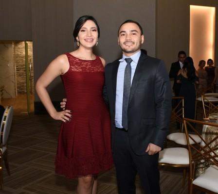 Sonia y Alex Avelar