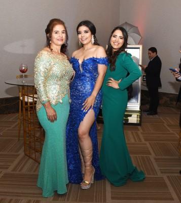 Xiomara Ríos, Marjorie Ríos y Alejandra Ríos