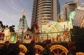 Capitalinos podrán disfrutar del tradicional desfile de carrozas y bandas navideñas