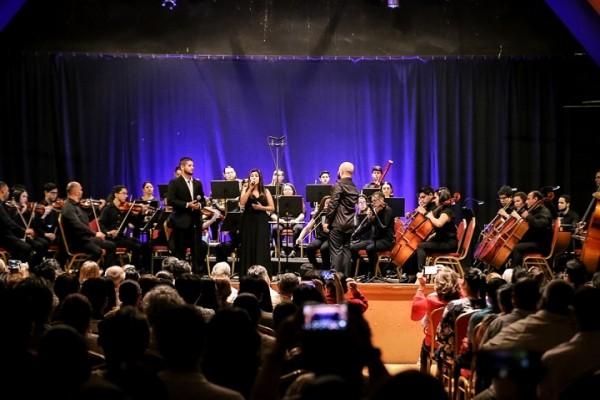 """Con el concierto """"Noche Sinfónica"""" concluyó Festival Internacional de Música"""