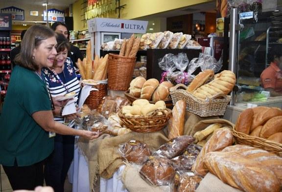 En Supermercados Colonial: La Hogaza de Pan lanza línea de exquisitos panes rústicos