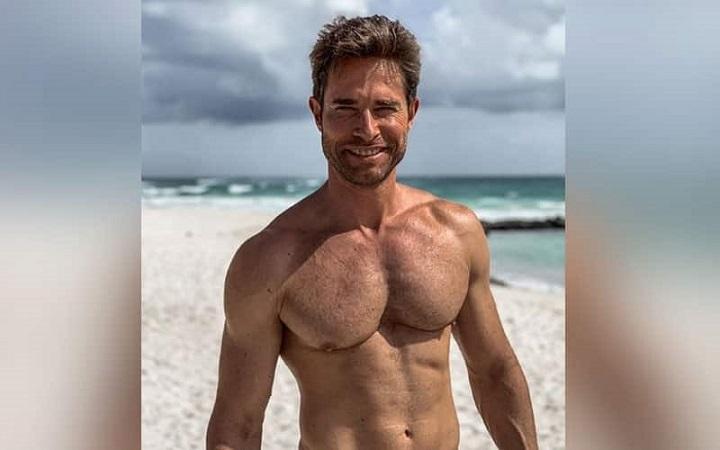 El actor Sebastián Rulli deja a sus seguidores con la boca abierta tras publicar fotografía completamente desnudo
