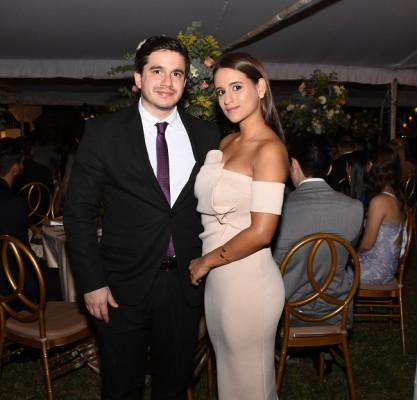 Alejandra Martínez y Alejandro Rodríguez
