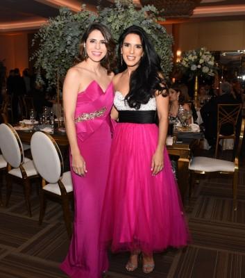 Ana Karina Moreno y Nuhed Nassar