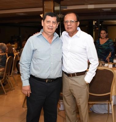 Carlos Fernández y Julio Rodríguez