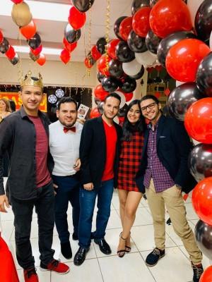 Celebración Navideña de JCI cámara junior de San Pedro Sula
