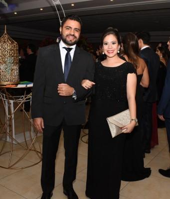 Cindy García y Héctor Hernández