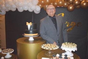 Tuxedo Party en el cumpleaños de Jorge Armando Muñoz