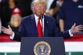 Trump aseguró que será el primer presidente de EEUU en ir a juicio sin tener un delito