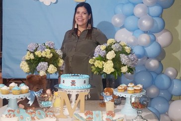 Baby shower en honor a Paola de Smith