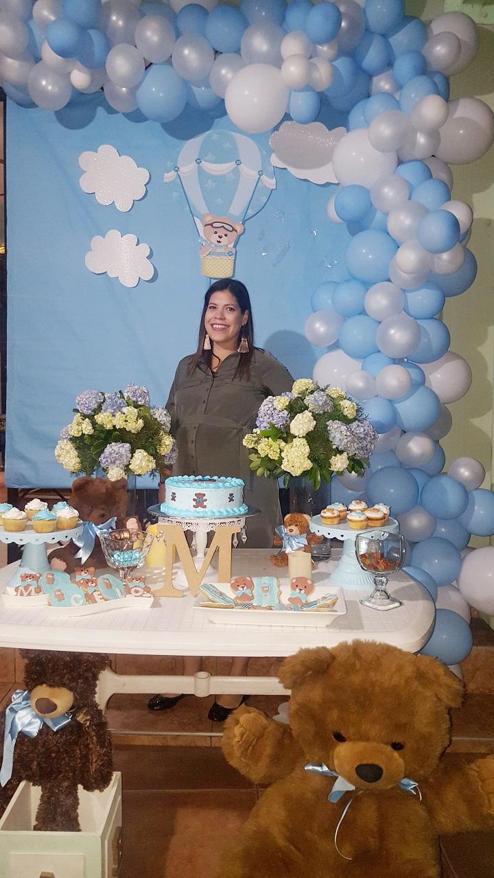 Baby shower en honor a Paola de Smith
