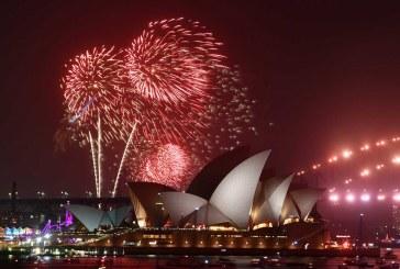 Australia, Nueva Zelanda y otros países de Oceanía y el Sureste Asiático los primeros en dar la bienvenida al 2020