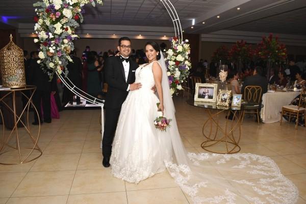 Frank Sobalvarro Bravo y Cecilia Amaya Yaeggy