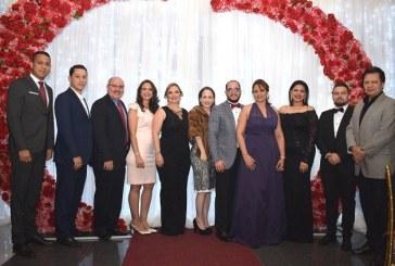 Gala decembrina de Banco Atlántida