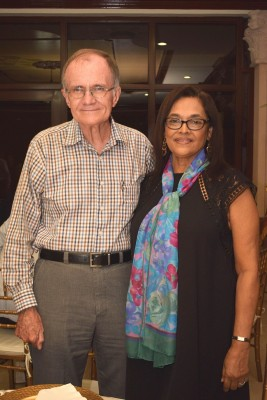 Gregory y Sandra Werner