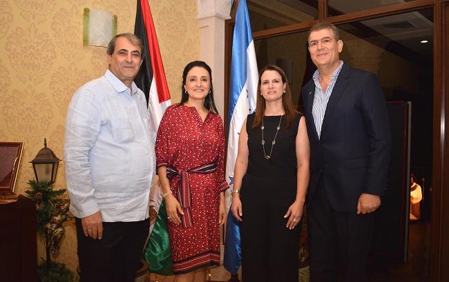 Noche en honor al aniversario de independencia Palestina