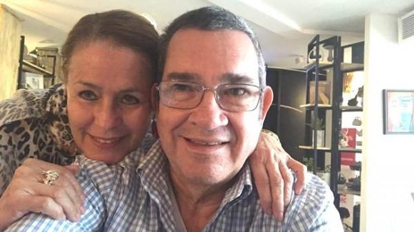Lia y Samuel Bográn
