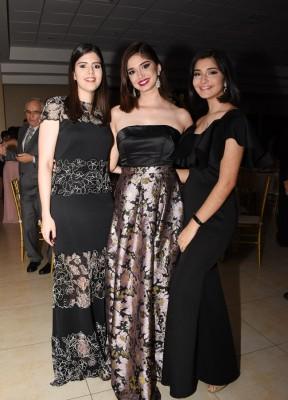 Mónica Canales, Daniela Naranjo y Belén Naranjo
