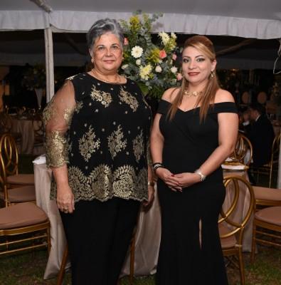 Margaret Fúnes y Dioné Bustillo