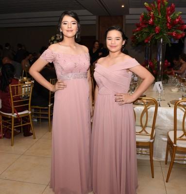 Mariale Yaeggy y Paulina Ferguson