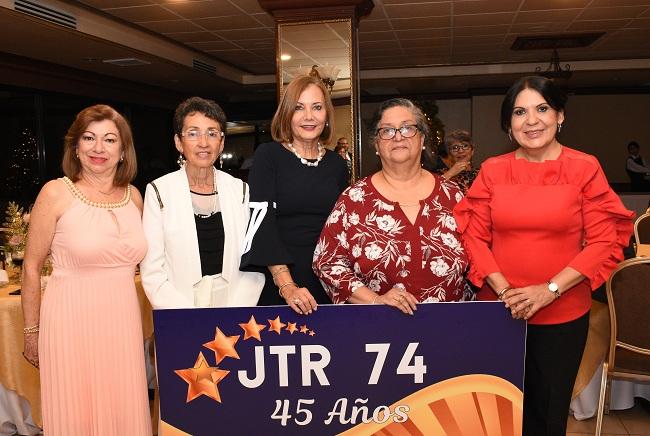 Reencuentro de 45 aniversario JTR ¡Gracias por volver!