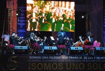 Histórico concierto cultural de temporada