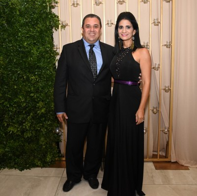 Raúl y Sandra Faraj