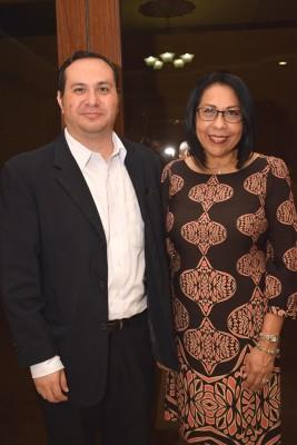 Rudy Y Evelyn Monterroso.
