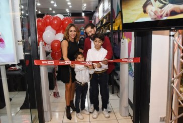 Timeout apertura su tienda No. 15 en Multiplaza San Pedro Sula