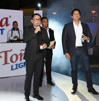 Presentan al mercado hondureño la nueva Toña Light