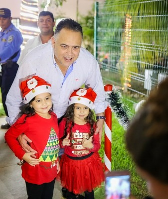 """Navidad Maravillosa"" en San Pedro Sula"