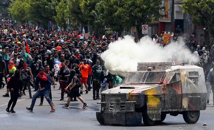 """EEUU ayudará a gobiernos legítimos de América Latina para evitar que las protestas se """"se conviertan en sublevaciones"""""""