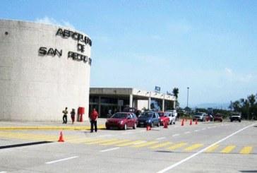 Comisión Especial supervisará nueva concesión del Aeropuerto Ramón Villeda Morales
